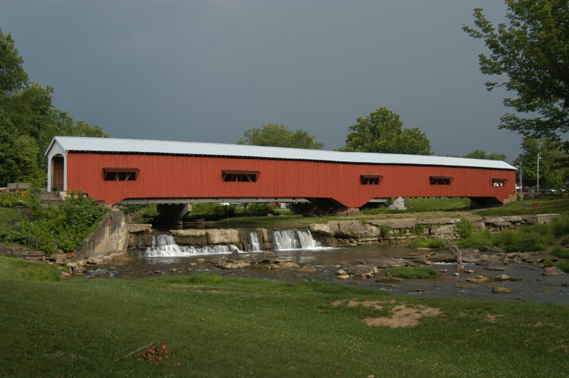 Covered Bridge Festival Indiana Map.Willow Rose Properties Covered Bridge Festival
